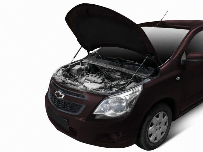 Газовые упоры капота для Chevrolet Cobalt